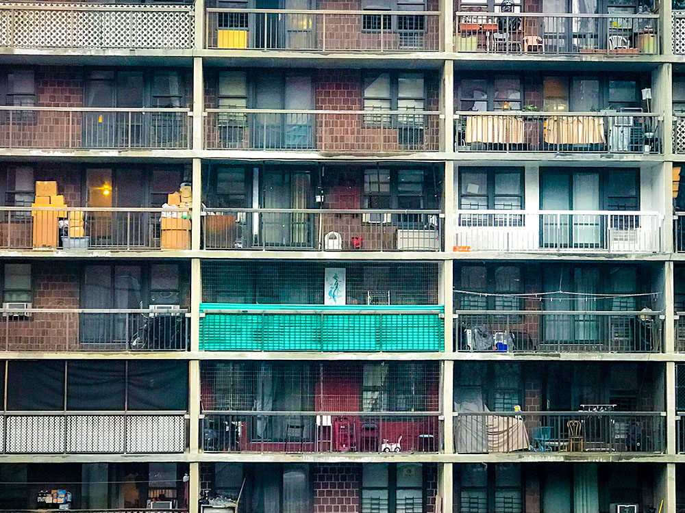balconies in nyc
